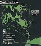 Map of Muskoka Lakes